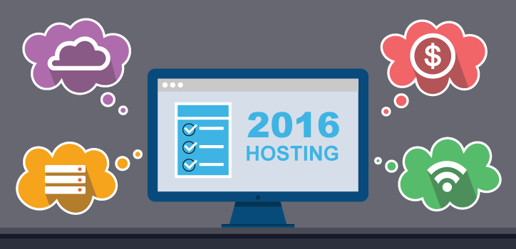 Top Things To Consider For Hosting 2016 - Dynamic Quest