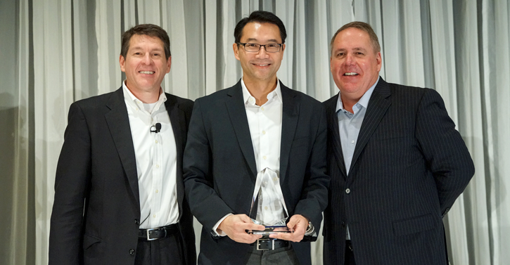 Dell partner of the year - Dynamic Quest