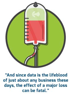Data is the lifeblood of any business - Dynamic Quest